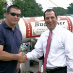 HATC welcomes Budweiser as a tailgate sponsor