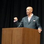 Drew Pearson Speaks at HATC