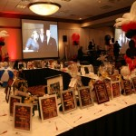 2010 Casino Night Auction Table
