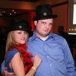 2010 HATC Casino Night Fedoras