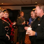 HATC Casino Night VIP Reception Al DeBerry & Kim Limon