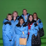 HATC VISITS ICE EXHIBIT AT THE GAYLORD TEXAN