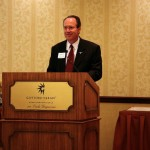 David DuBois, Fort Worth CVB Update HATC Holiday Luncheon