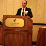 Toby Owen introduces HATC to Presbyterian Night Shelter - 2011 Partner