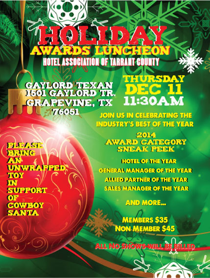 Awards Luncheon revised
