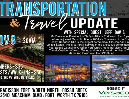 Transportation & Travel Update